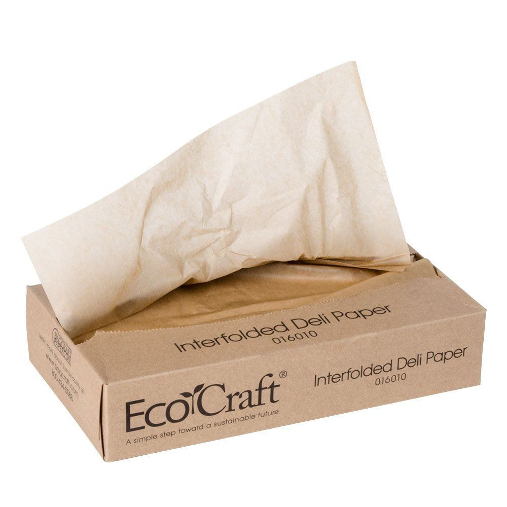 Ecocraft snackpapier