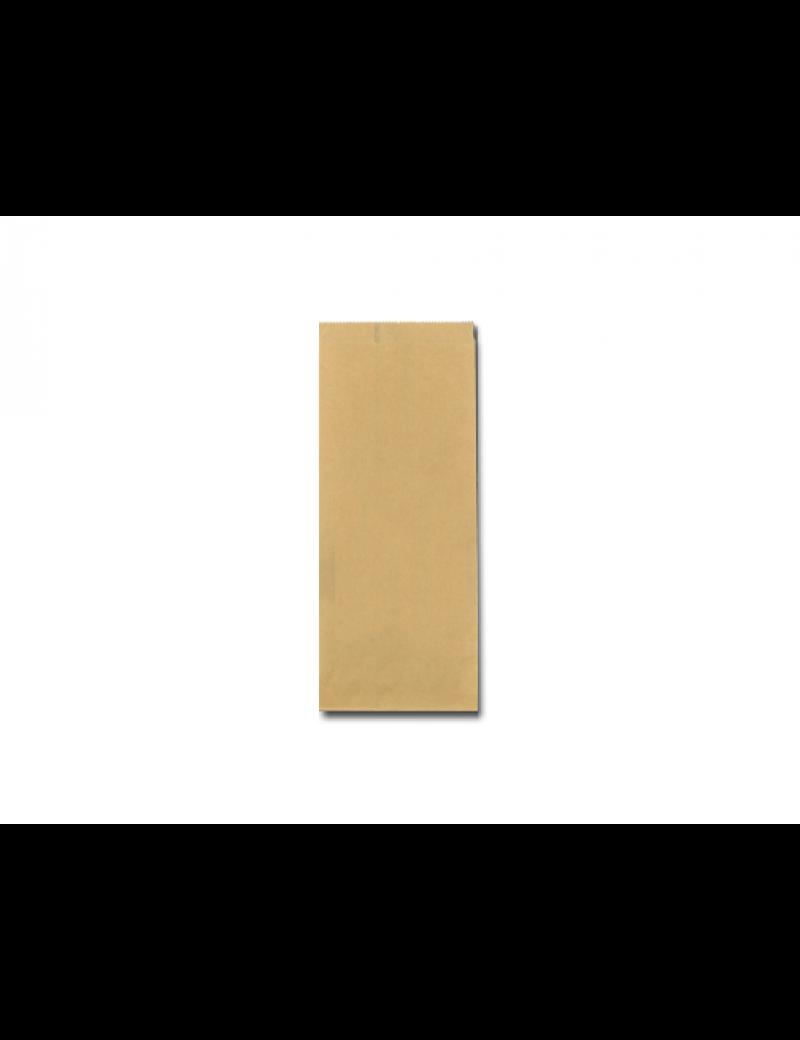 FSC® papieren snackzak 10+6x21cm nr.23 (1½ ons)