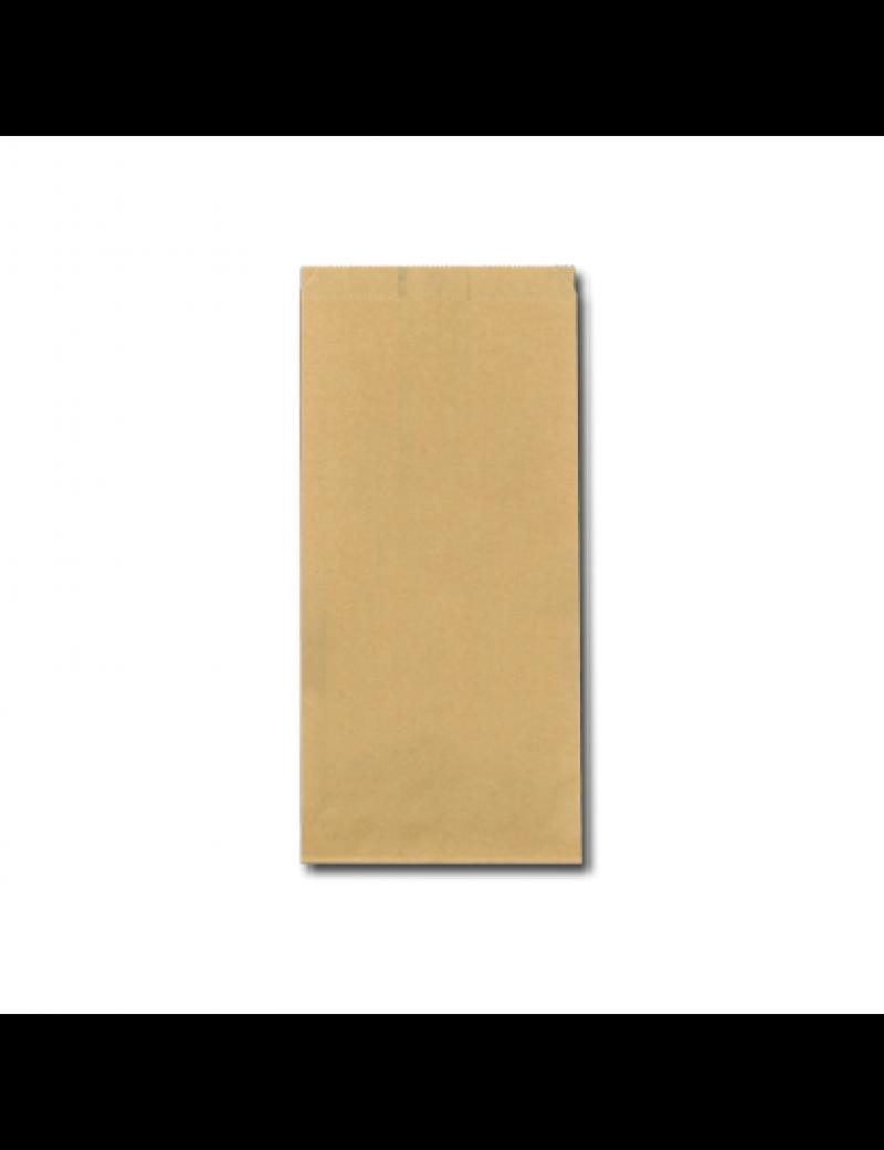 FSC® papieren snackzak 16+10,5x32cm nr.28 (2 pond)
