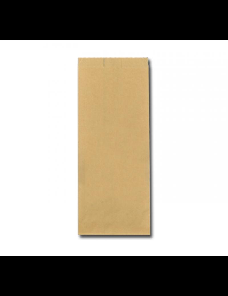 FSC® papieren snackzak 16+10,5x38cm nr.29 (3 pond)