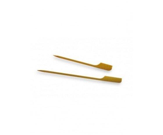 Bamboe golfprikker 90mm