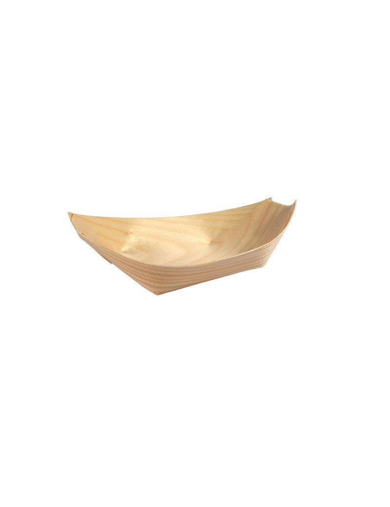 FSC® houten bootje 115x70mm