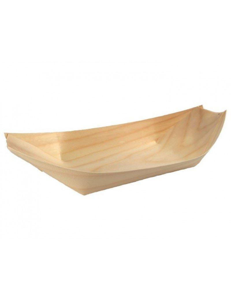 FSC® houten bootje 225x125mm