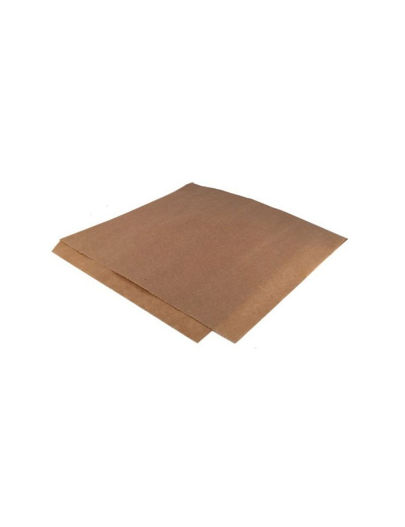 Kraft snackzakje bruin 15x15cm