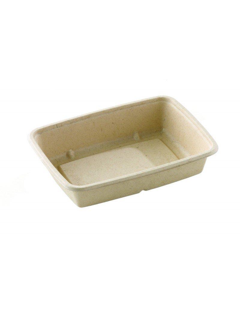 Suikerriet box 950ml/227x165x48mm bruin