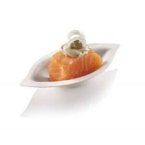 "Suikerriet dish ""Swing"" 50ml/128x65mm"