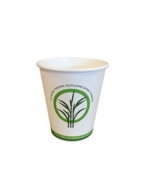 Koffiebeker gemaakt suikerriet