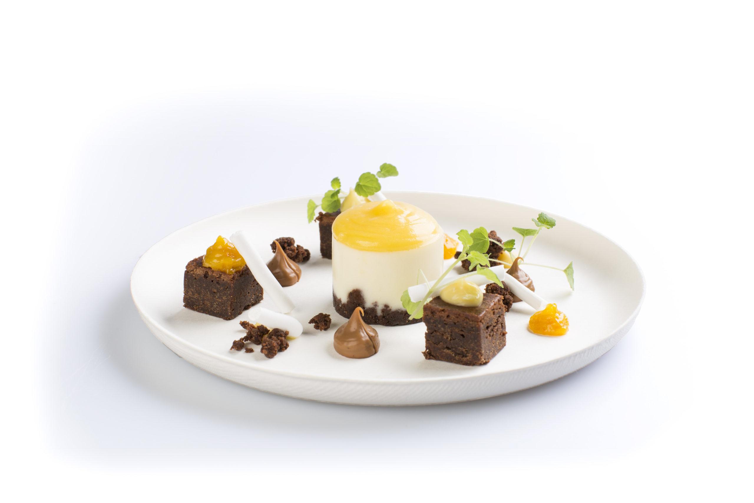 Bagastro bord rond Ø 20 cm