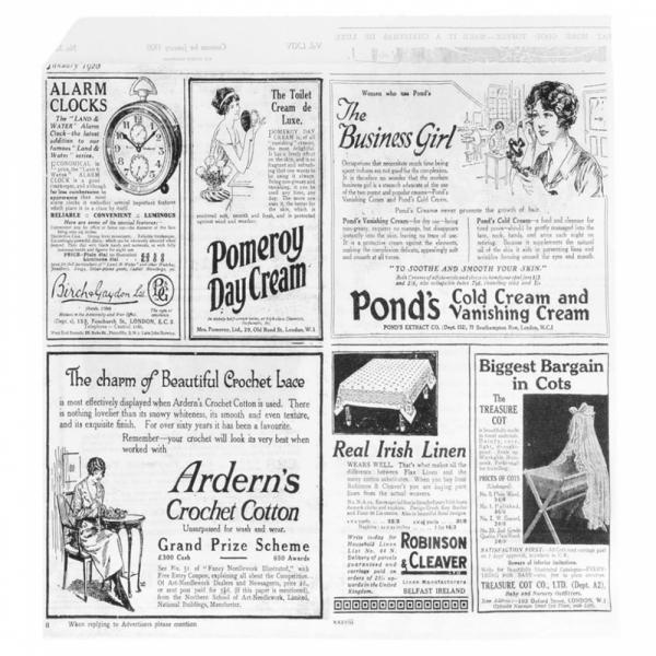 Vetvrij snackzakje krant wit 16 bij 16,5 cm