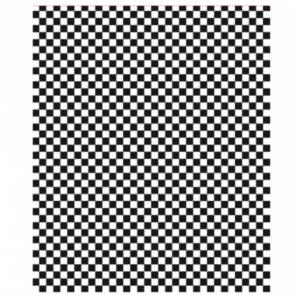 Vetvrij wikkelpapier zwart blok 28x34cm