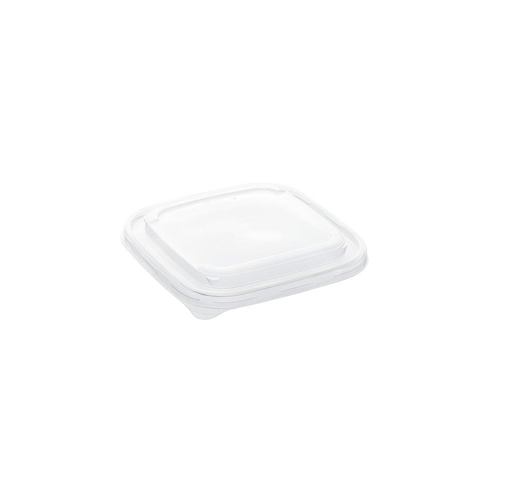 Vierkante deksel voor saladebowl 500, 750 en 1000 ml