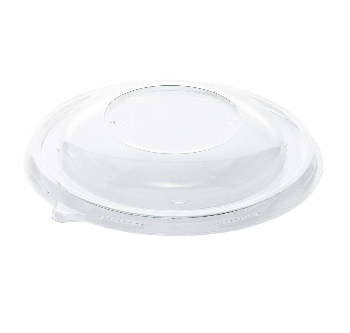 Domed Rpet deksel voor Buddha bowl