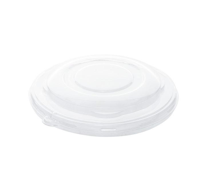 Domed RPET deksel voor bowl 21cm Ø