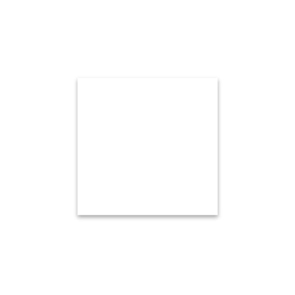 Vetvrij wikkelpapier wit 31x31cm