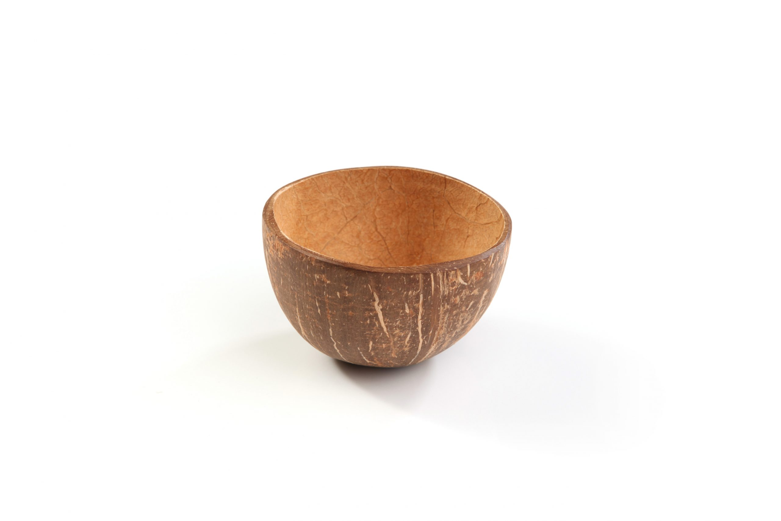 Coconut kom rond tussen Ø80
