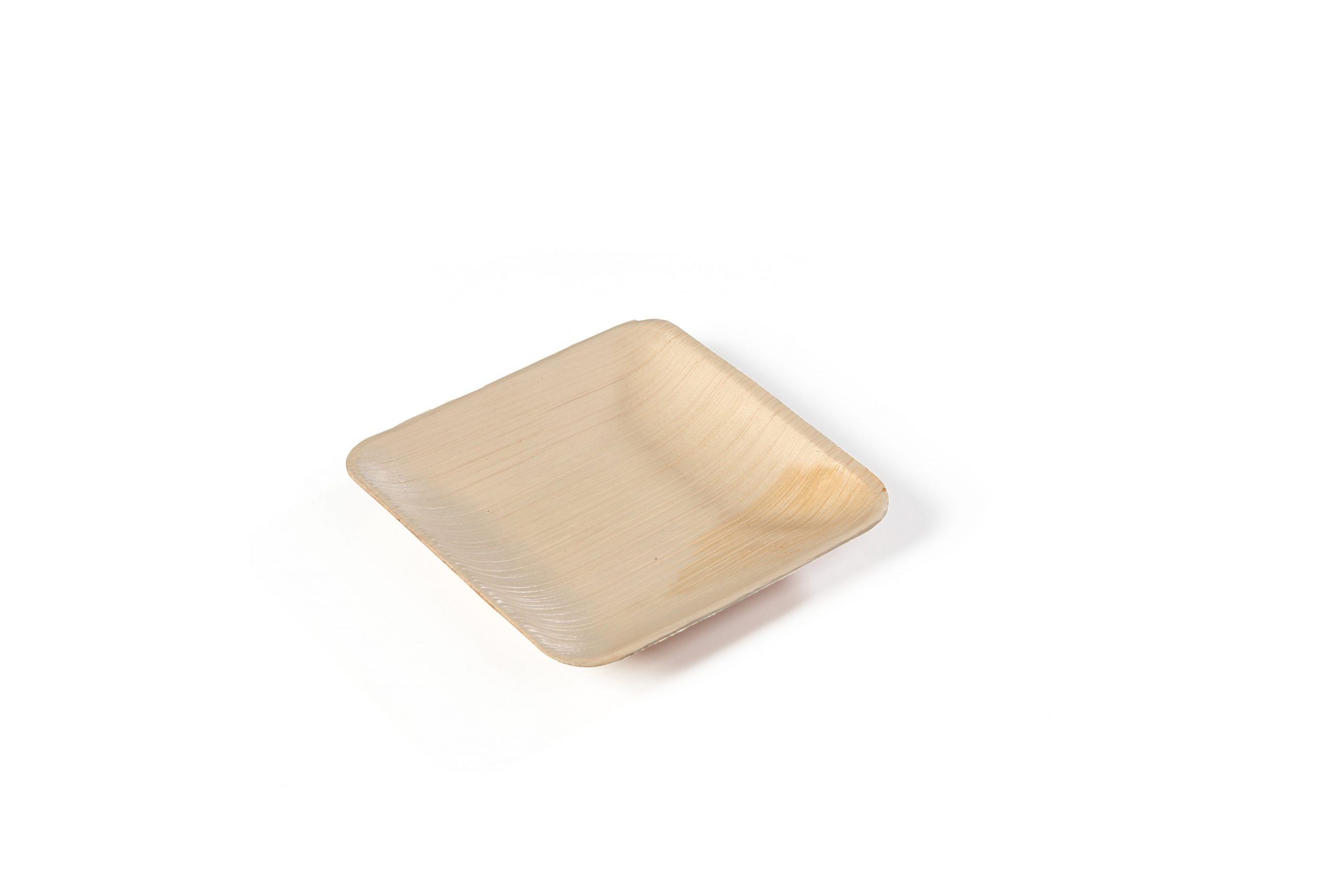 Palm bord vierkant 150 x 150 x h14 mm