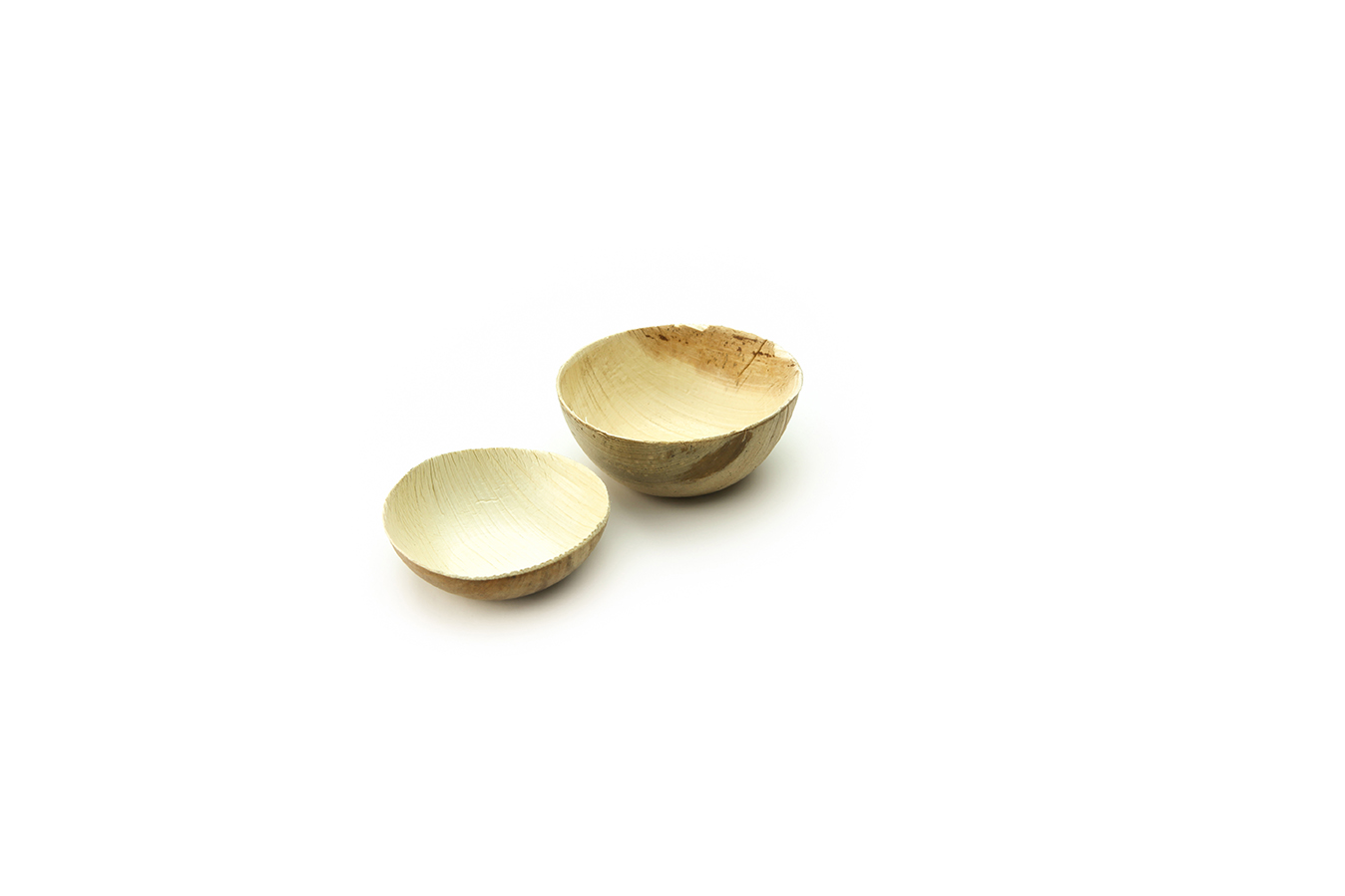 Palm tipjes Sier Disposables
