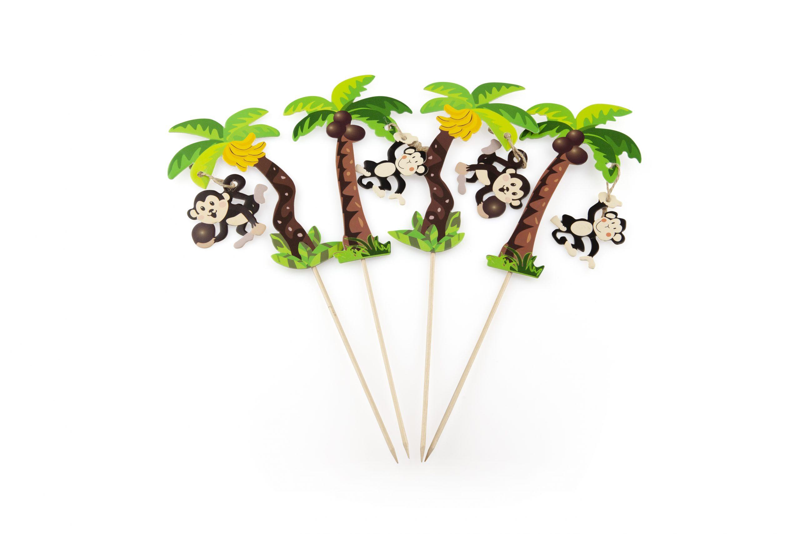 Slingeraap in palm (FSC®) assorti 250 mm