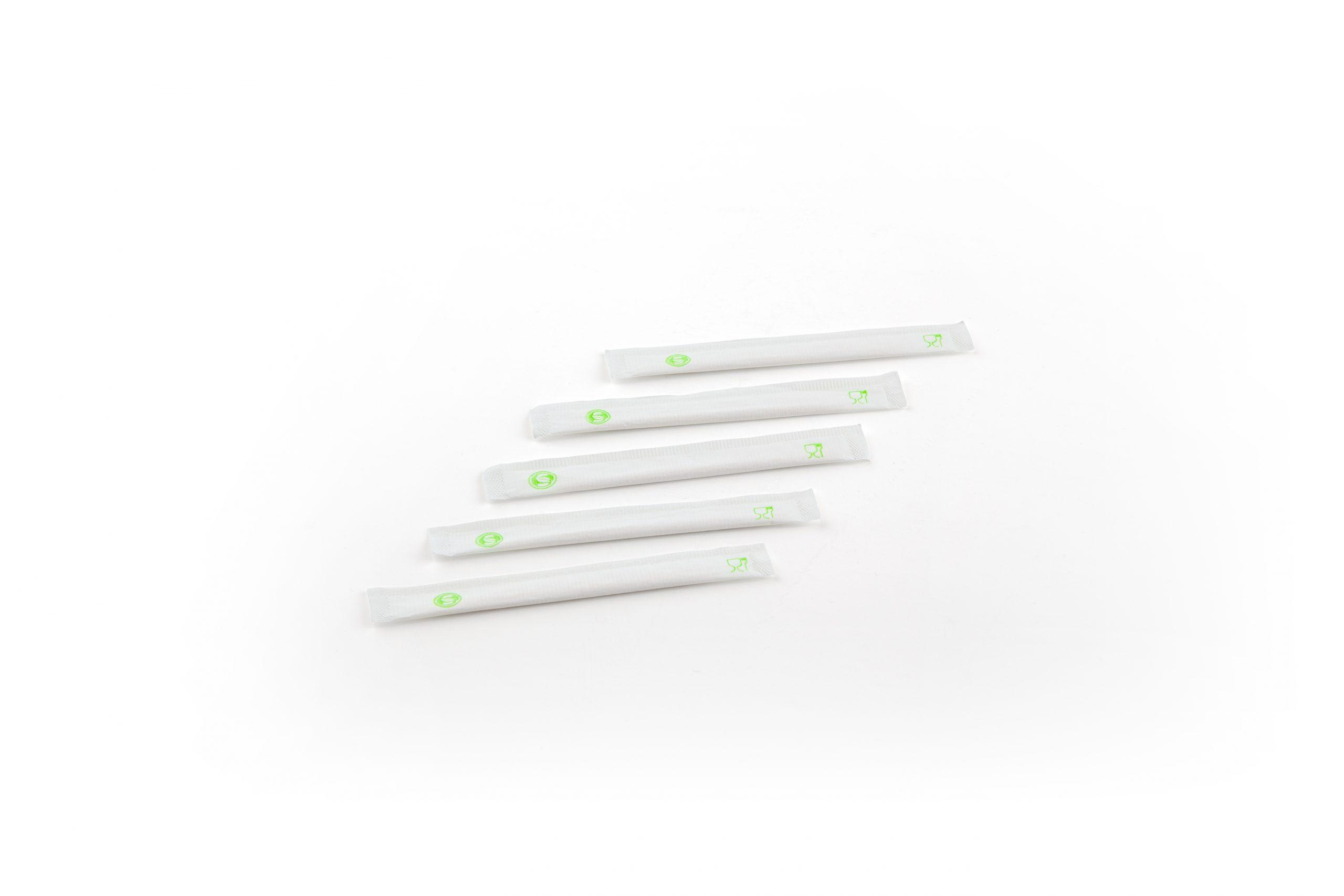 Tandenstoker hout, 2 punts, ps verpakt (FSC®)