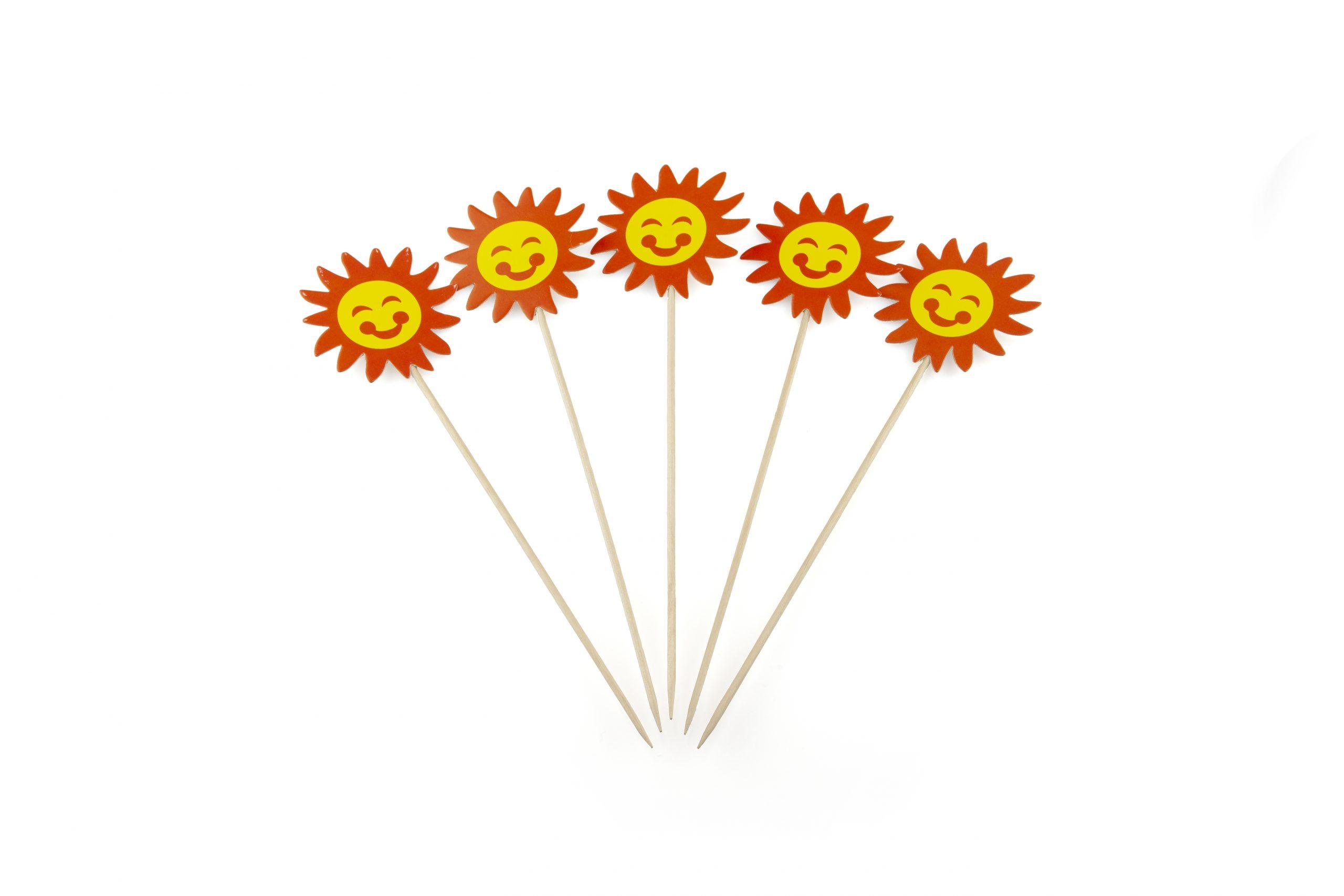 Zon op prikker (FSC®) 190 mm