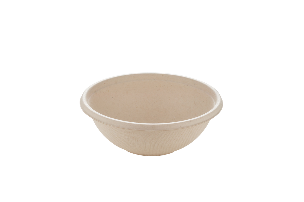 Suikerriet Buddha bowl 375 ml 14 cm Ø 5 cm hoog