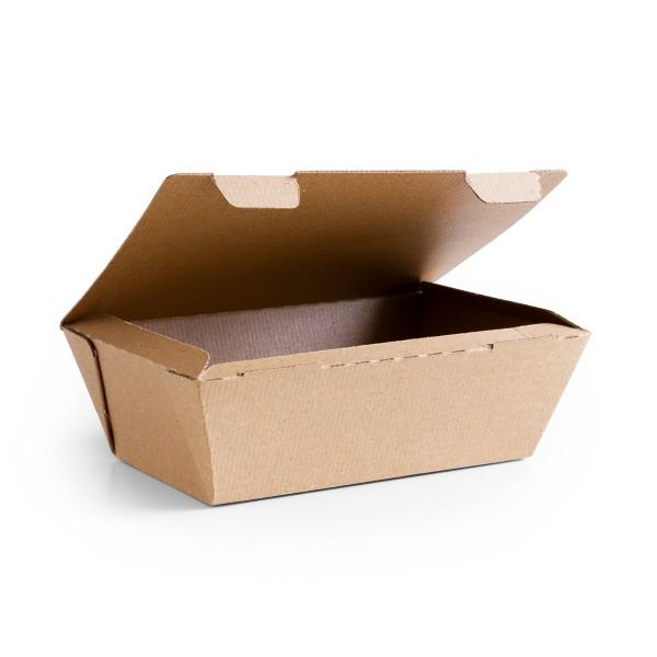 Takeaway box 1000 ml 19,5 cm bij 13 cm 6 cm hoog